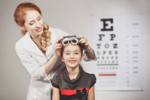 Contact Lenses The Right Age